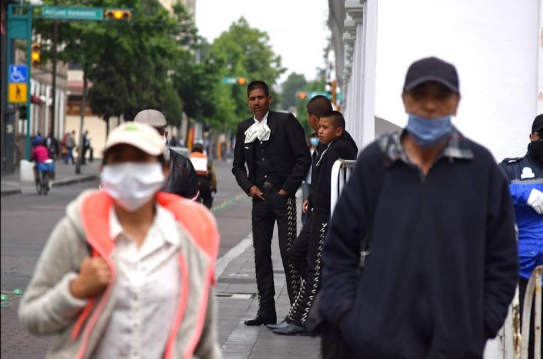 Mueren más de 10 mil mexiquenses a causa del Covid19
