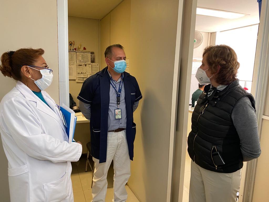 Fundamental la labor del personal de trabajo social durante emergencia sanitaria