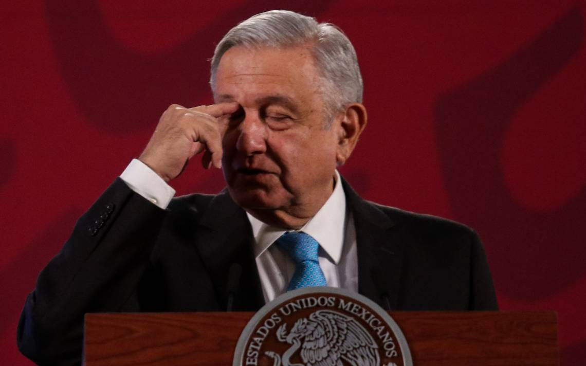 "Prohíbe INE a medios transmitir las ""mañaneras"" en Coahuila e Hidalgo"