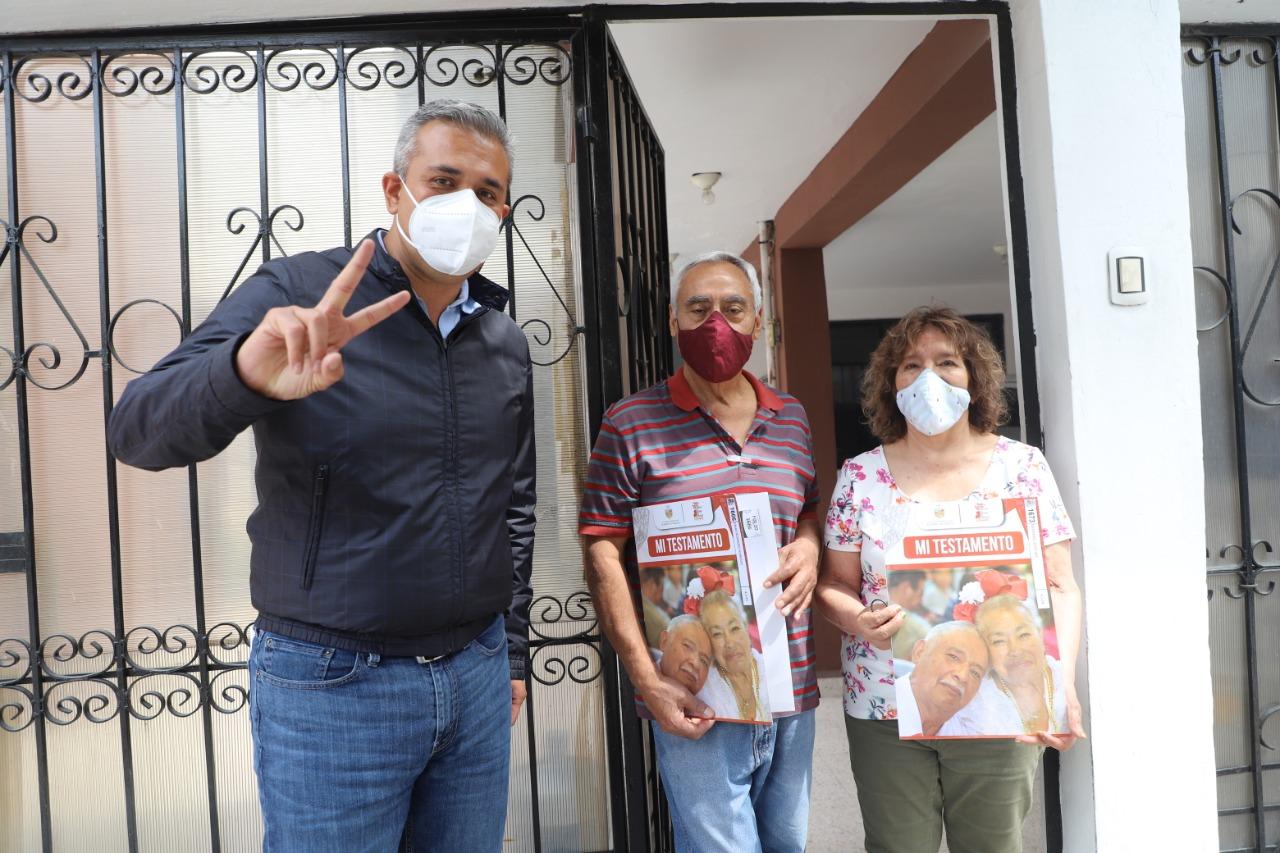 Militancia de Morena en Ecatepec respalda a Mario Delgado como dirigente nacional