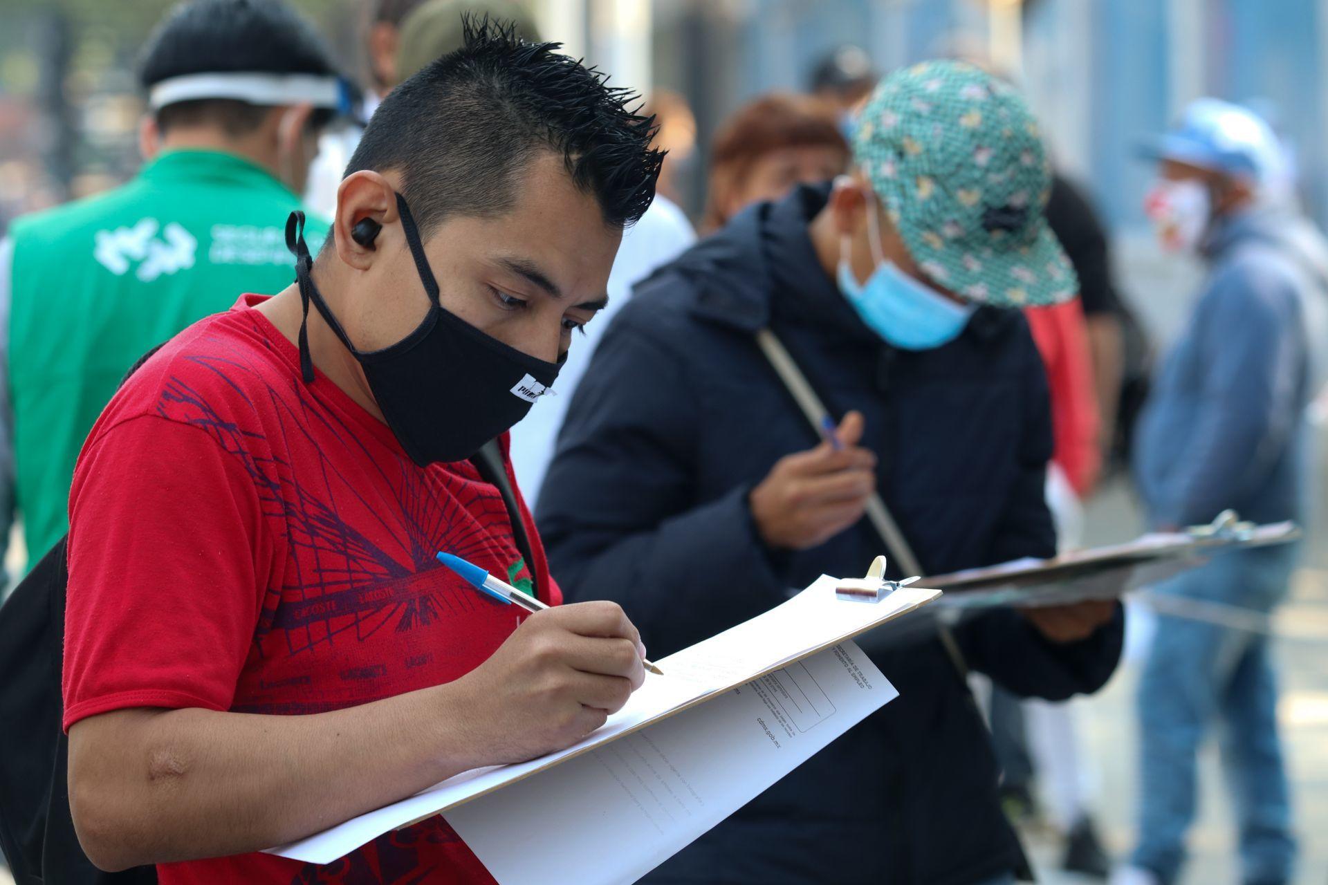 Abre Gobierno de la CDMX convocatoria de empleos temporales para desempleados por covid