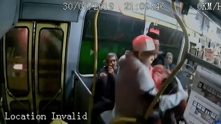 """""""Dulceros"""" así opera los asaltantes en el transporte público"""