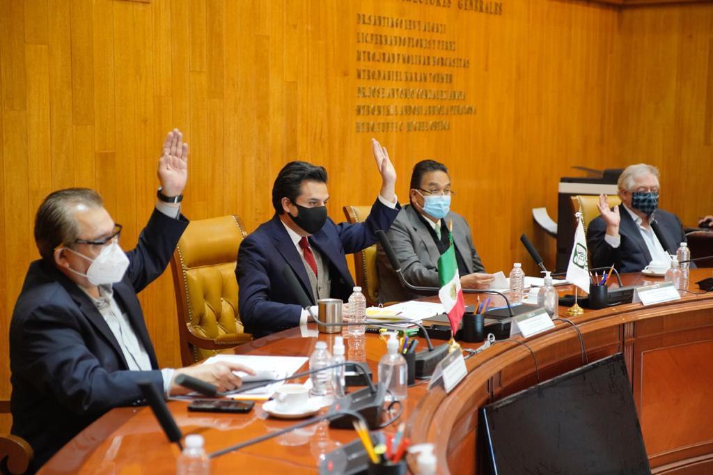 H. Consejo Técnico del IMSS aprueba cinco nombramientos, tres son mujeres