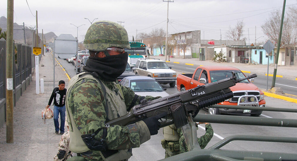 Gana ONG amparo contra uso de militares en tareas de seguridad