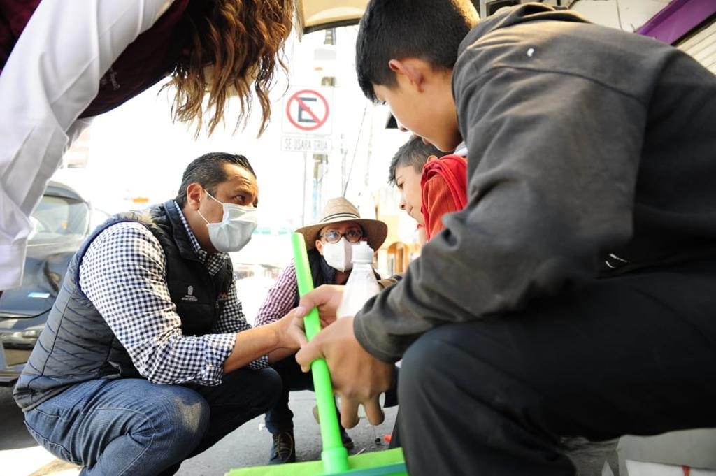 Recorre Difem Valle de México para detectar a población en riesgo