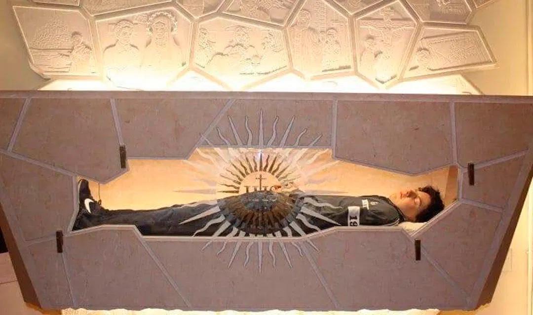 Así luce el cuerpo de un joven fallecido en 2006 que será beatificado por el Papa Francisco