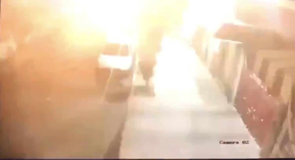 #Video fuerte explosión en la colonia Morelos de la CDMX; deja al menos 4 muertos y 19 heridos