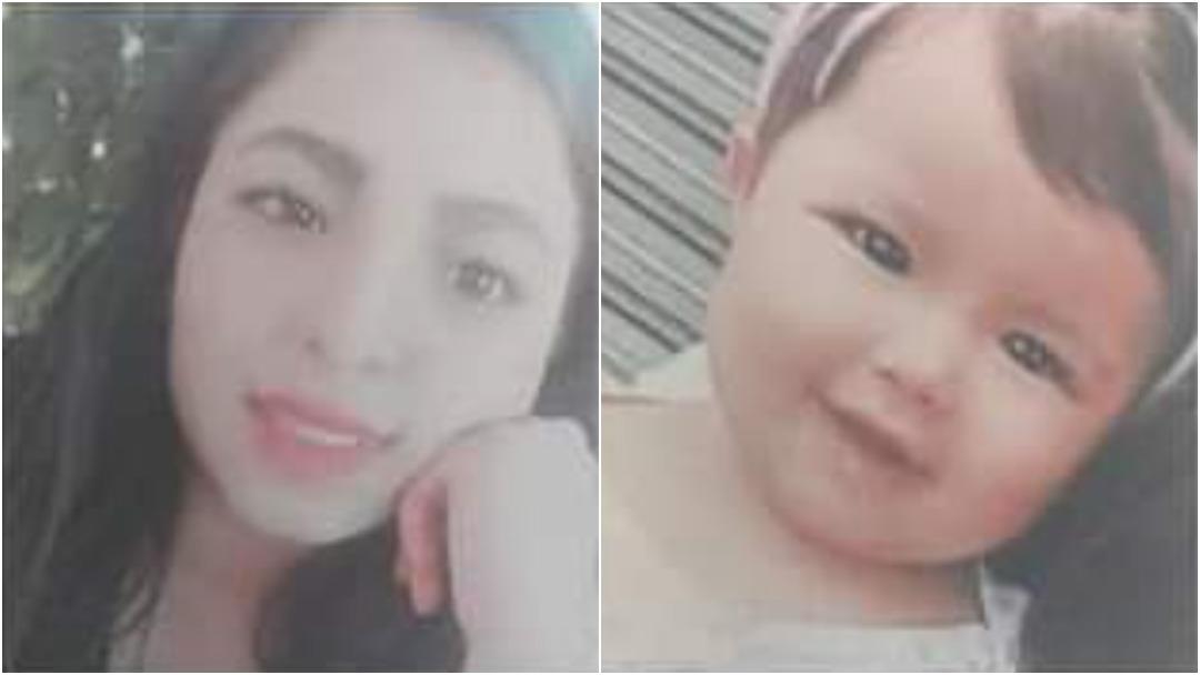 #SeBusca a Nancy Ana Luisa y Mia Celeste Rodríguez Juárez madre e hija desaparecieron en Nezahualcoyotl