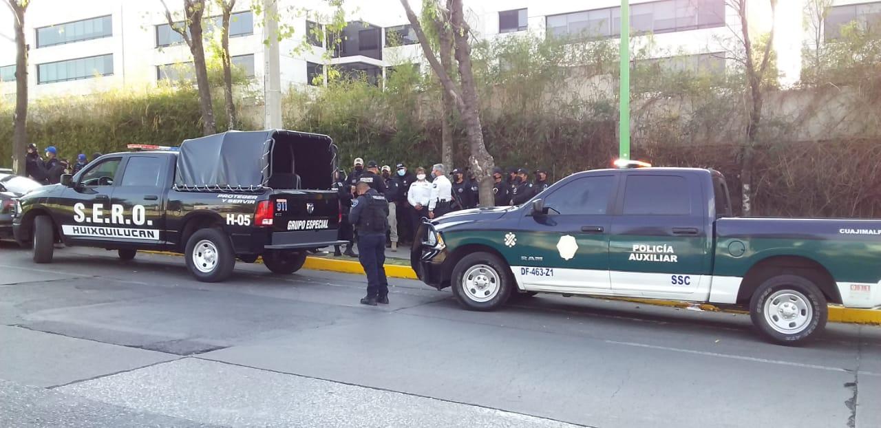 En Huixquilucan continúan los operativos metropolitanos de seguridad