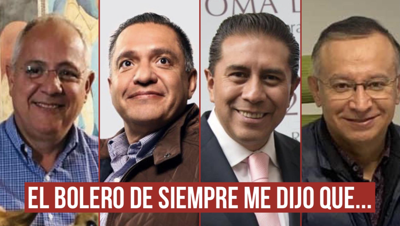 #ElBoleroDeSiempreMeDijoQue… En Toluca las cosas están prácticamente dichas