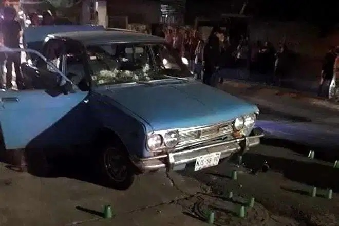 Dos mujeres son ejecutadas a bordo de un auto en Naucalpan