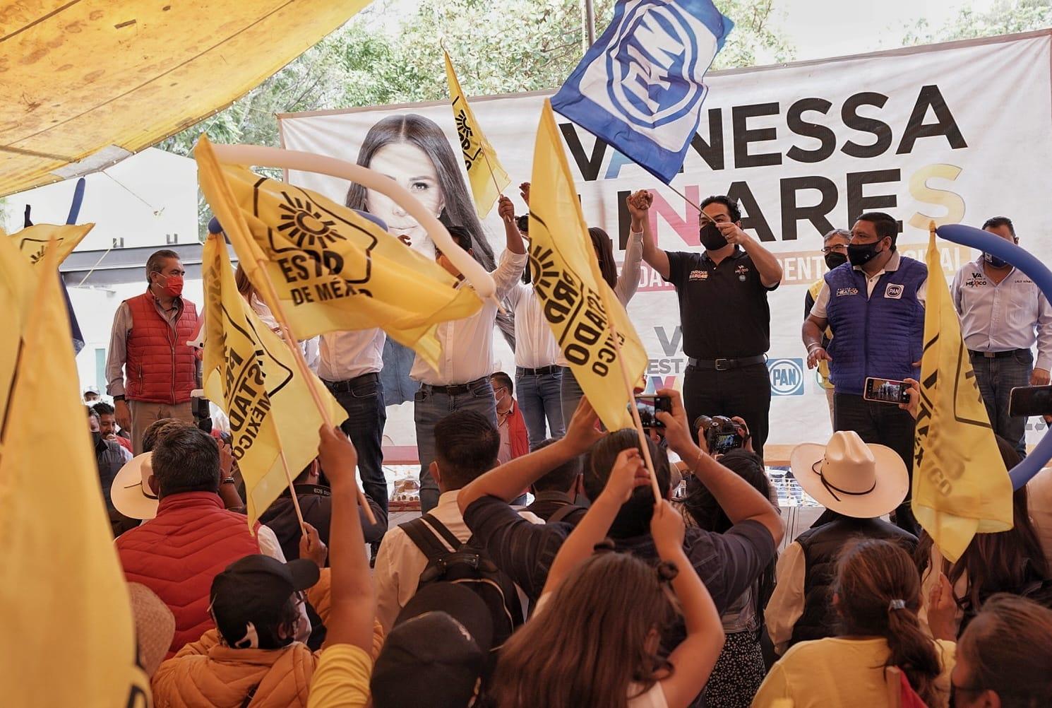 Este 6 de junio morena se desmorona: Enrique Vargas