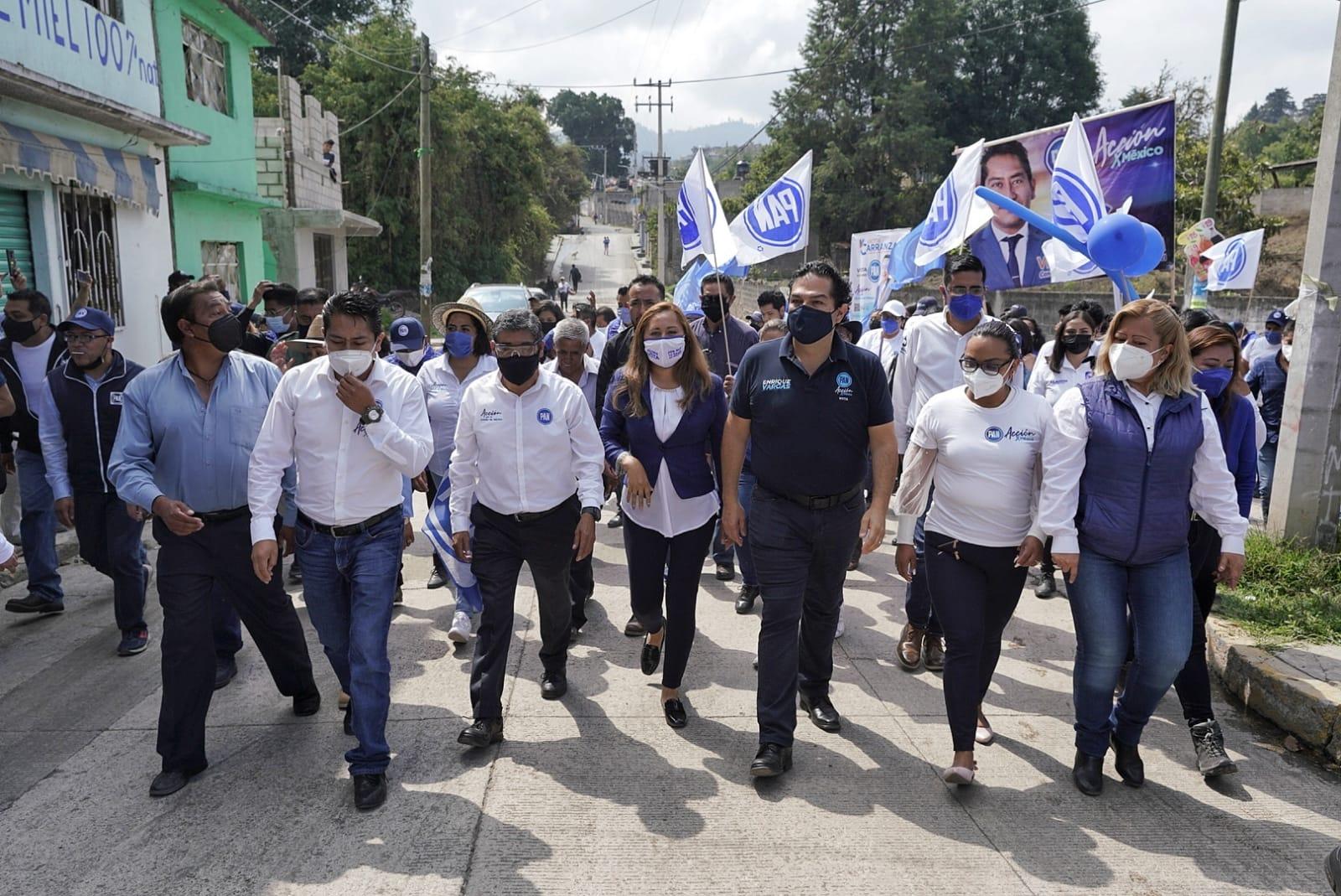 Que no venga Morena al Estado de México a mentirle a la gente: Enrique Vargas