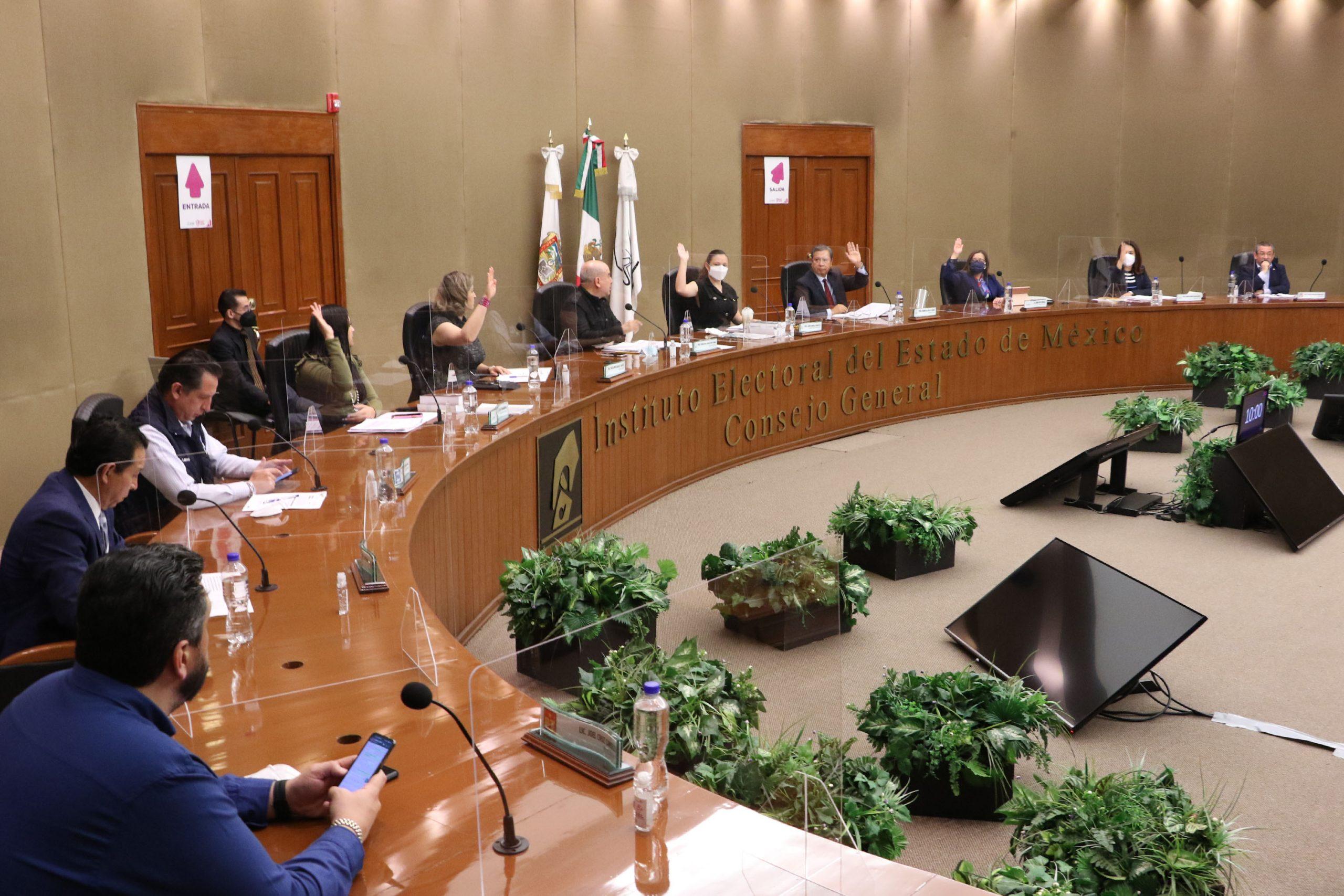 Aprueba consejo general diversas sustituciones a diputaciones, ayuntamientos y vocalías