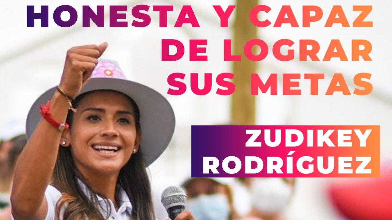 Zudikey Rodríguez regresa a la contienda por Valle de Bravo