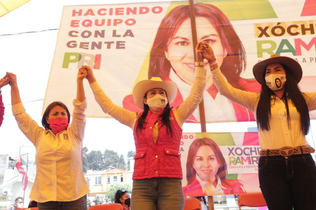 El México libre que tenemos, eso es lo que está en juego en esta elección: Alejandra Del Moral Vela