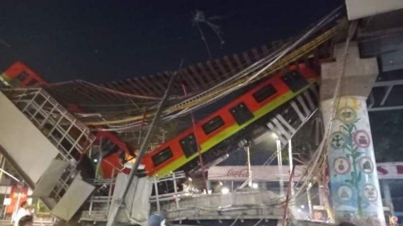 CDMX contratará a una empresa extranjera para peritaje externo del accidente de Línea 12 del Metro
