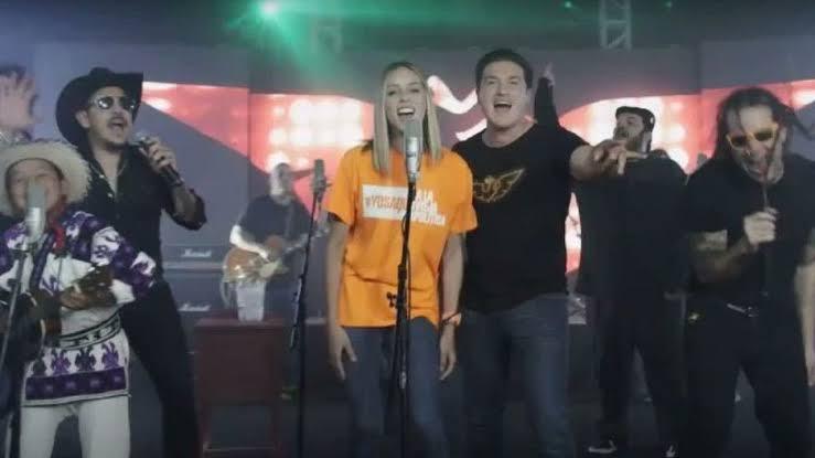 ¡Polémica! Luego de que Samuel García se apoyara de rockeros para promocionar su campaña en NL