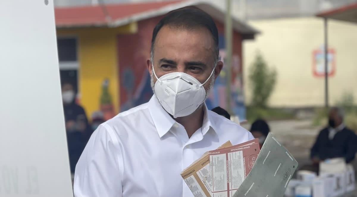 Pide Fernando Flores jornada electoral pacífica