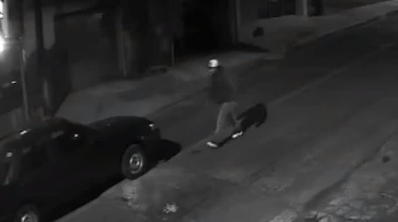 VIDEO: En cuestión de segundos roban dos autos en Ocuilan