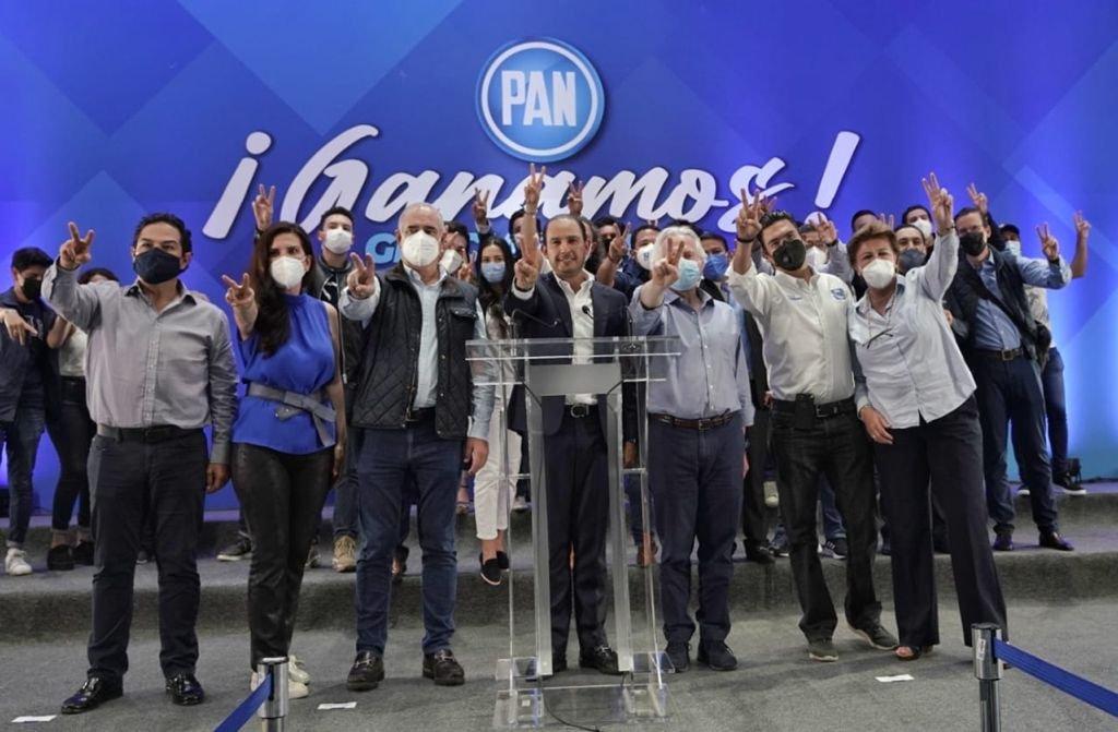 Importantes triunfos obtiene el pan y la alianza Va X el Estado de México