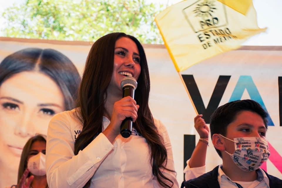 Atentan contra Vanessa Linares en Ocuilan