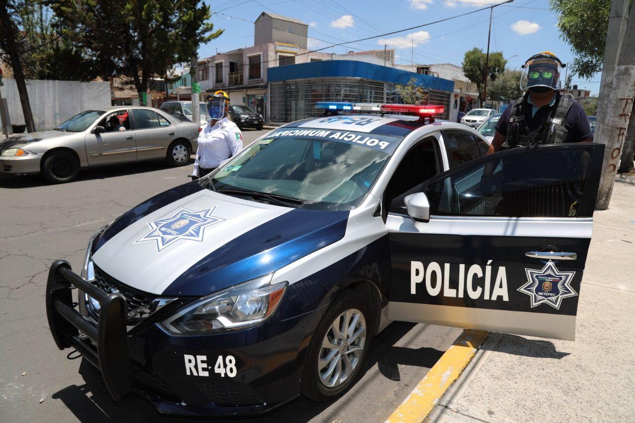 Gobierno de Metepec garantiza regreso a clases presenciales seguro