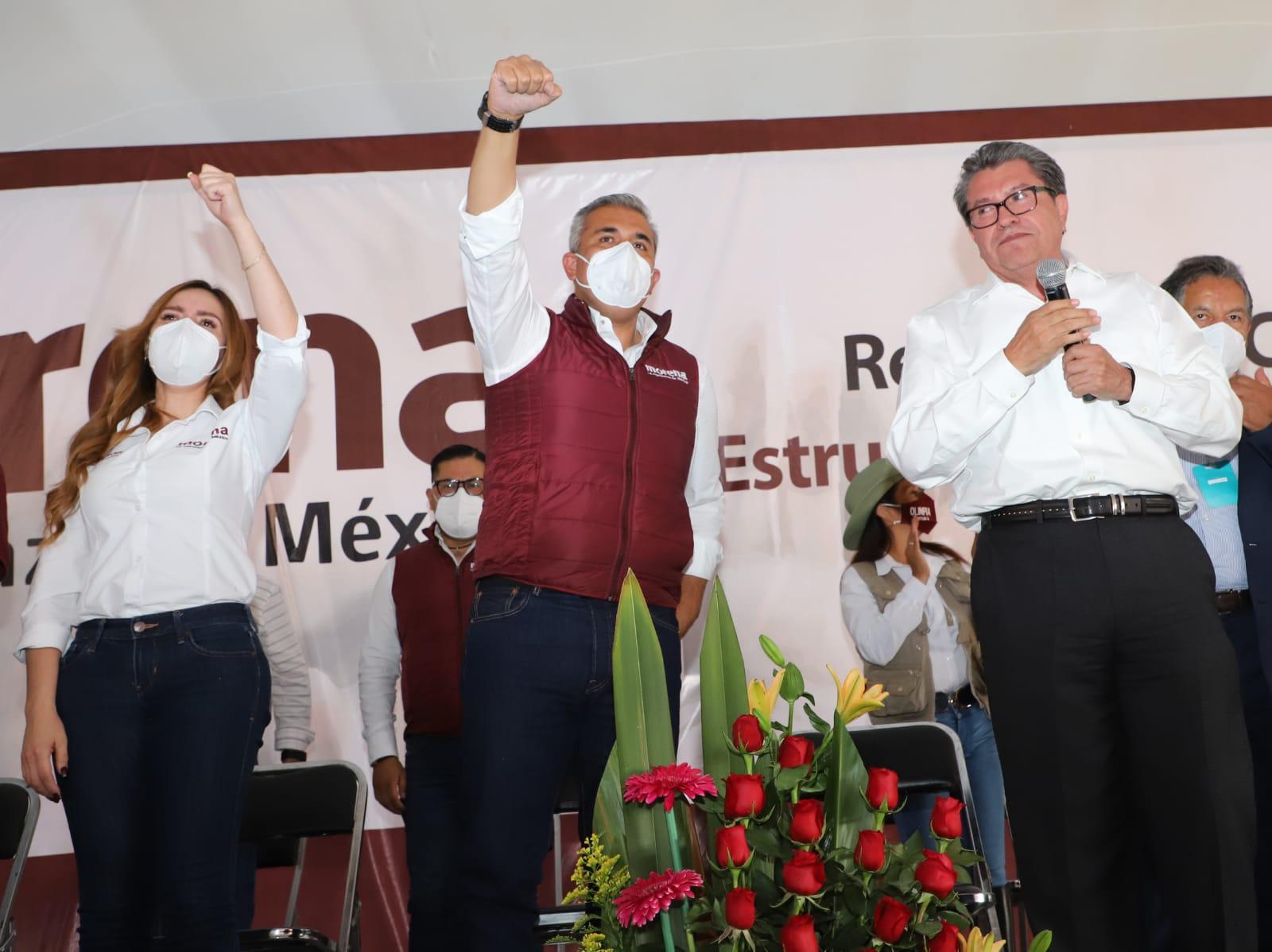 Firme la candidatura de Fernando Vilchis a la presidencia municipal de Ecatepec tras resolución del TEEM sobre programa de tanques de oxígeno a pacientes de Covid-19