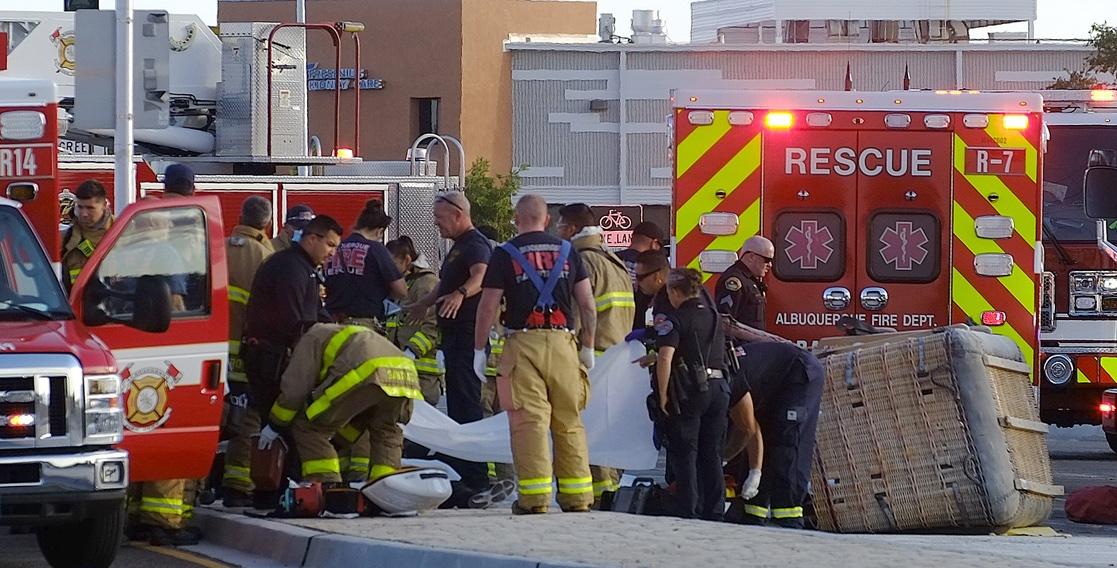 ¡Tragedia en Nuevo México! Cuatro muertos y un herido tras accidente en globo aerostático