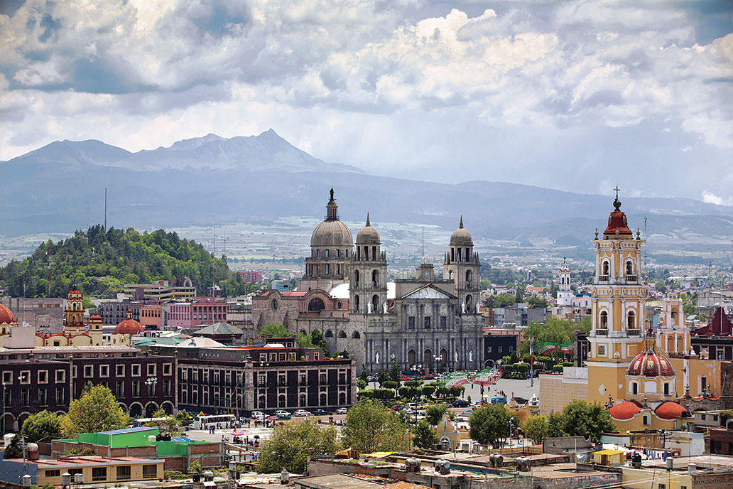 Invita Toluca a saborear la riqueza gastronómica en la Expo del Huarache