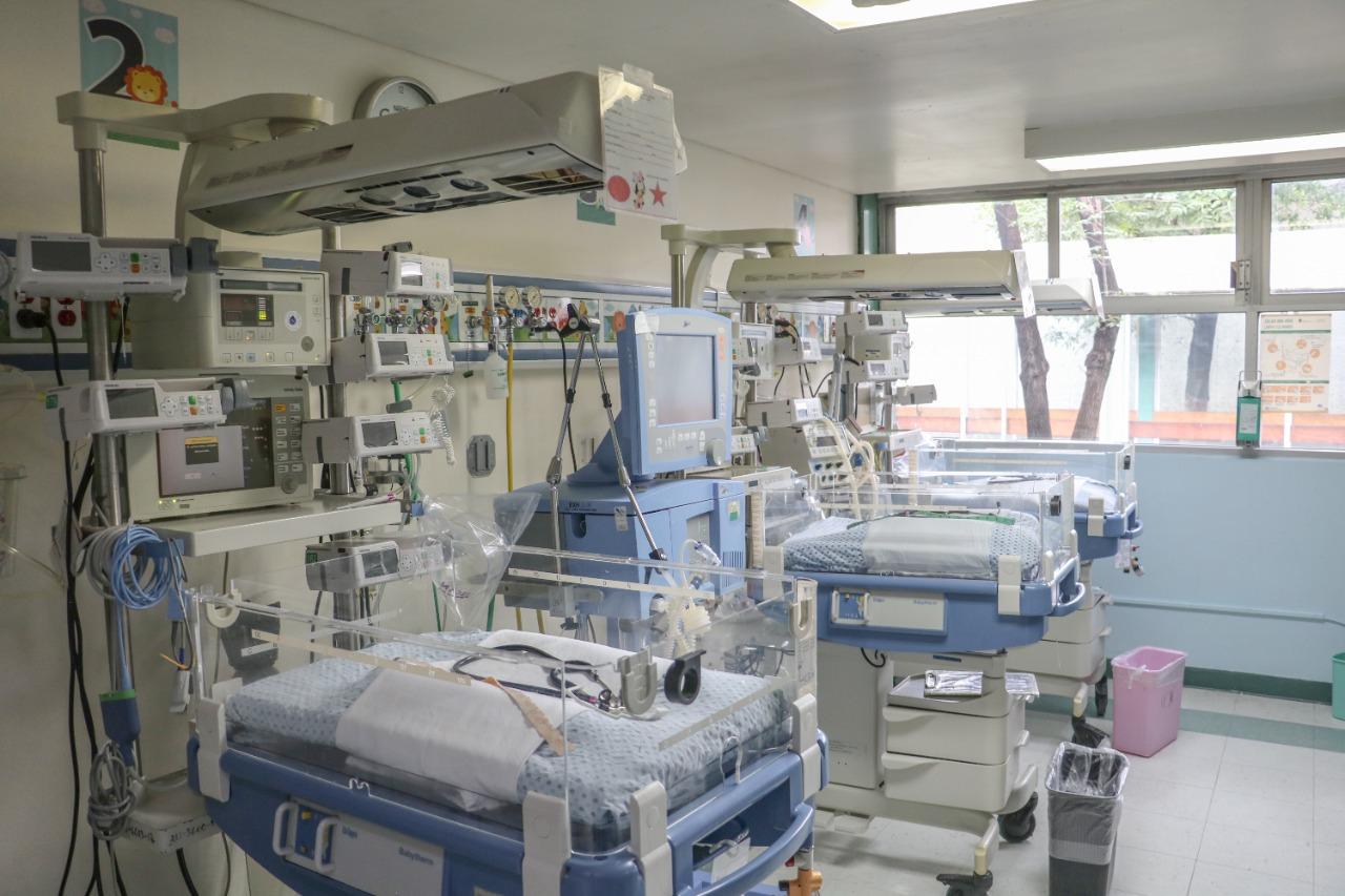 "Reabren el área de consulta externa del hospital general de Atizapán de Zaragoza ""DR. Salvador González Herrejón"", tras afectaciones por lluvias"
