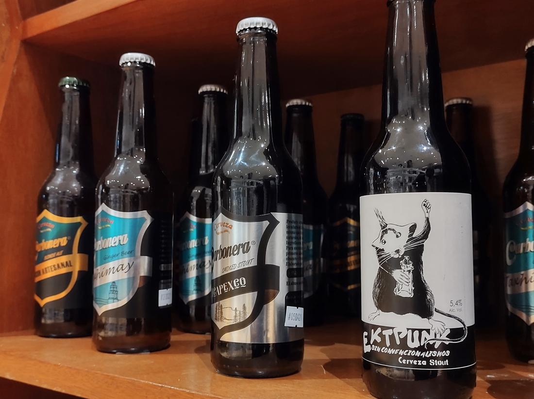 Elaboran Mexiquenses cerveza artesanal de gran sabor y calidad