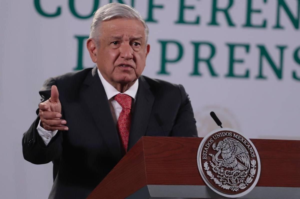 """AMLO dice """"tener otros datos"""" sobre cifras de violencia y manejo de la pandemia en México"""