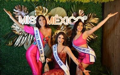 ¡De alarmarse! Al menos 15 participantes de Miss México dieron positivo a COVID-19