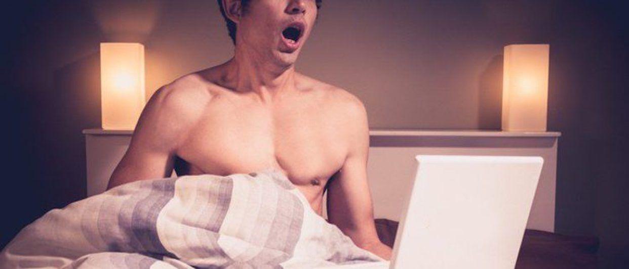 Hombre casi muere de un derrame cerebral mientras se masturbaba