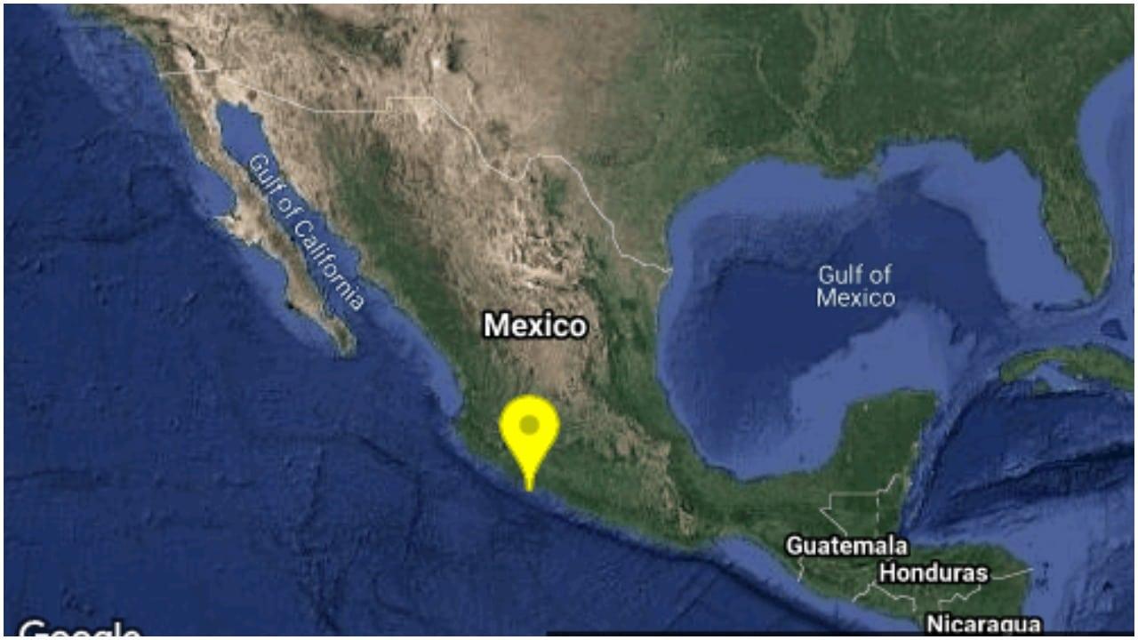 Sismo de 5.1 magnitud en Michoacán