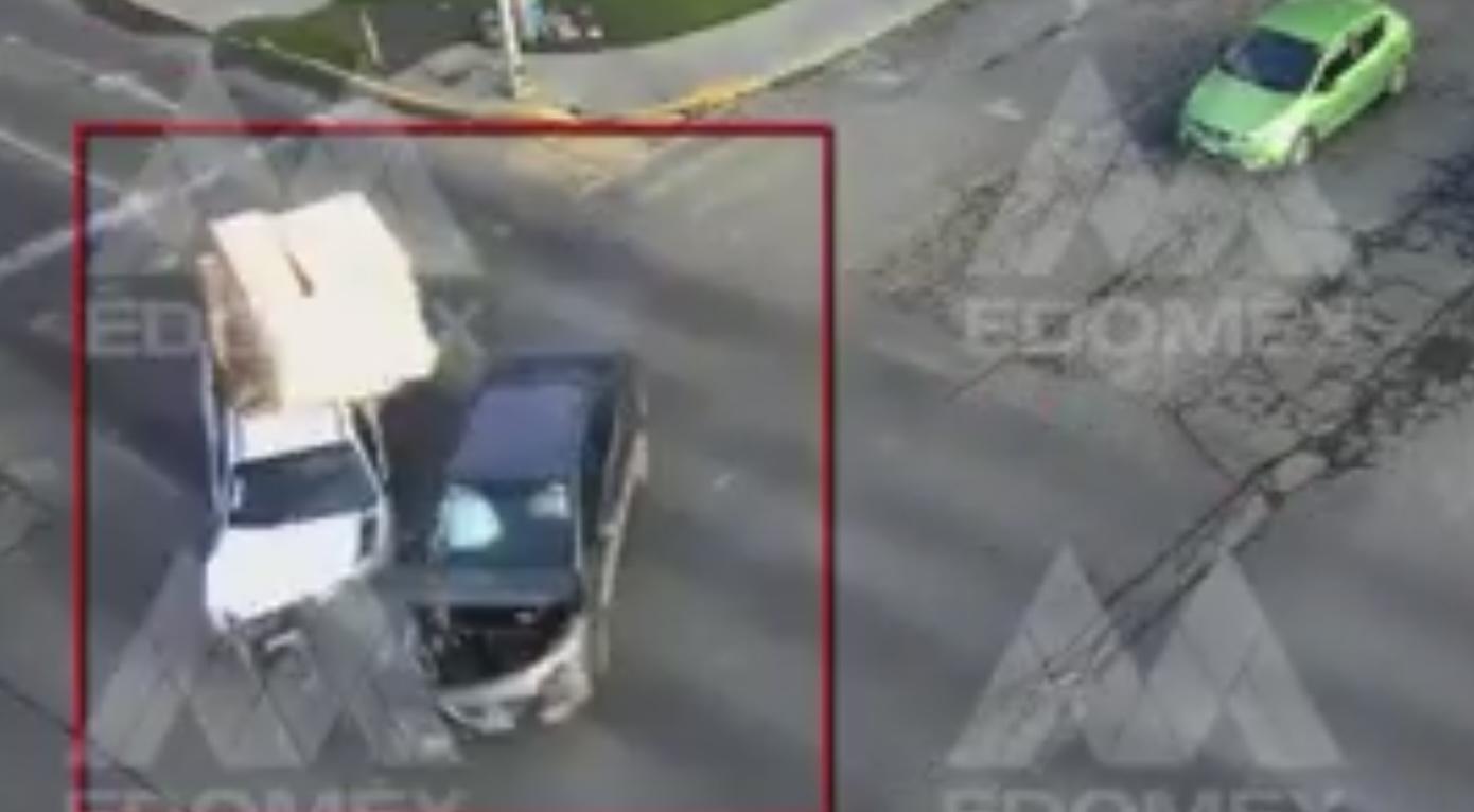 #VIDEO Una mujer gravemente lesionada tras fuerte accidente en Las Torres
