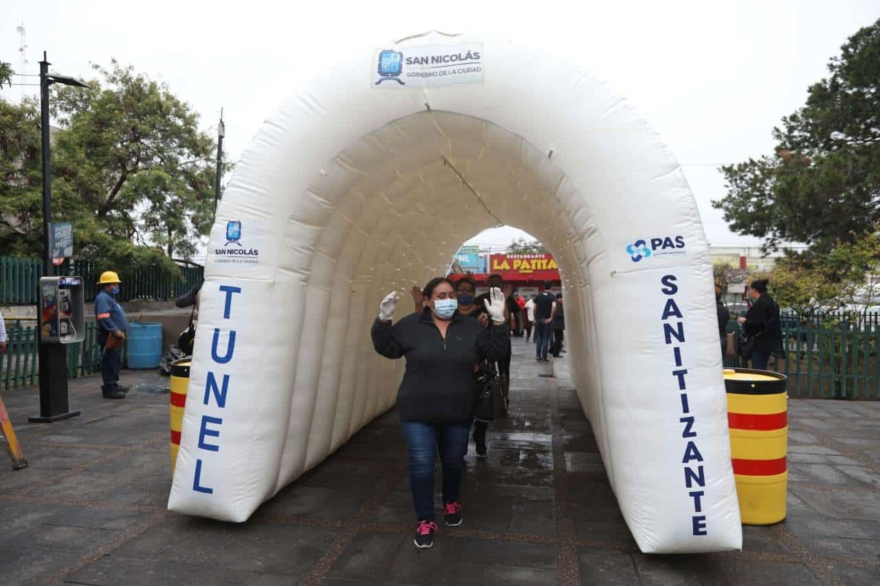 Regreso a Clases: ¿Es recomendable el uso de túneles o arcos sanitizantes?
