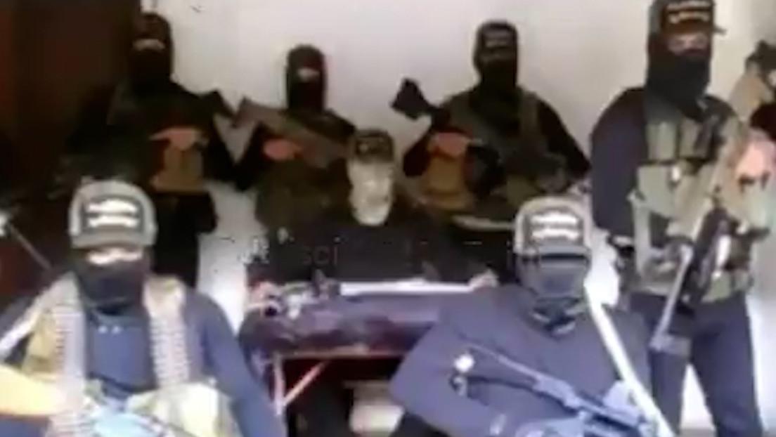 #VIDEO Amenaza Cártel Jalisco Nueva Generación a los medios que cubren a grupos de autodefensa en México