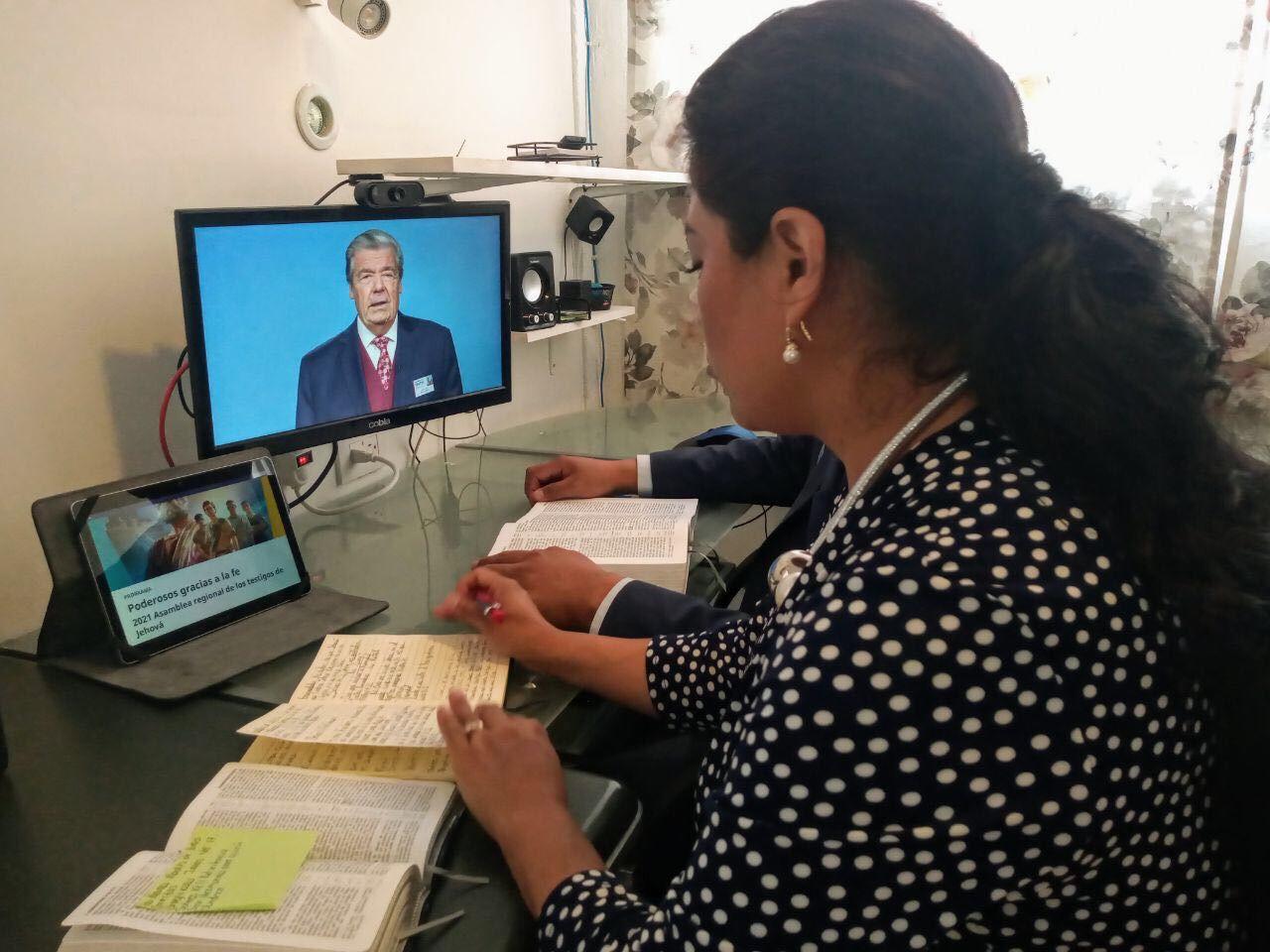 Crece fe y evangelización de los Testigos de Jehová pese a pandemia