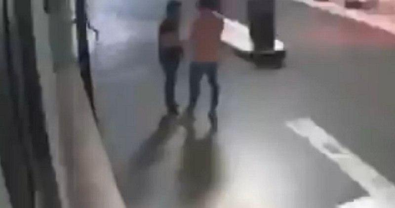 Identifican a agresor de Luis Miranda JR