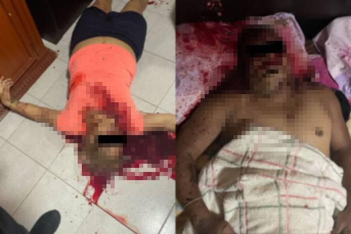 Pareja es asesinada en su propia cama en Ixtapaluca