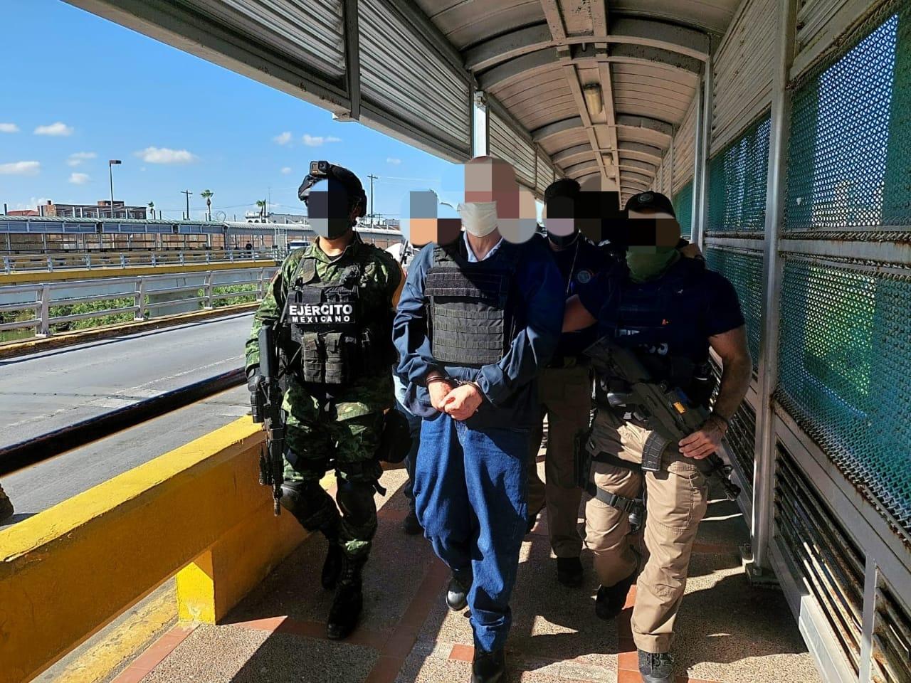 Arellano Félix, exlíder del Cártel de Tijuana, es entregado a México por Autoridades estadounidenses