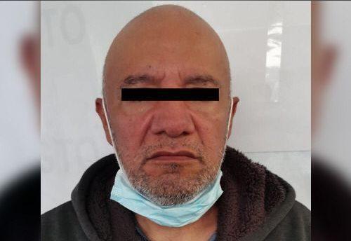 Escondido en Chimalhuacán detiene a un hombre acusado de haber matado a su esposa