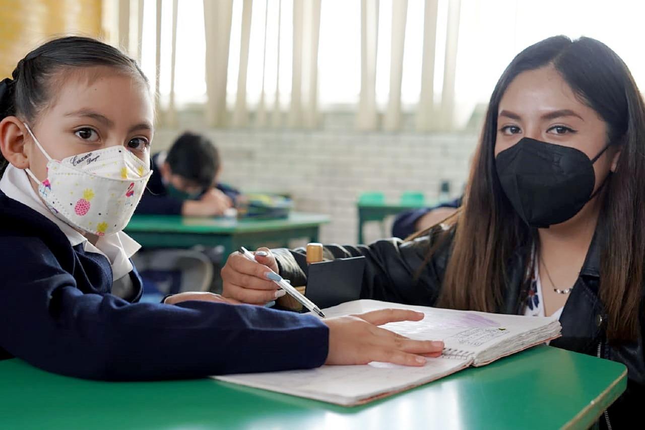 Edomex abre convocatoria del programa de atención a educación básica (PAEB)