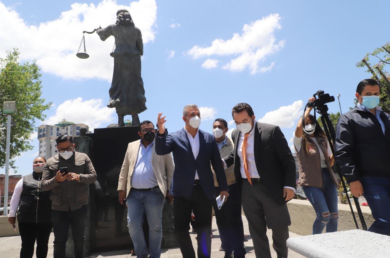 <em>Alcalde de Ecatepec demanda combate a delitos de alto impacto y cambio de mandos a la Fiscalía Mexiquense</em>
