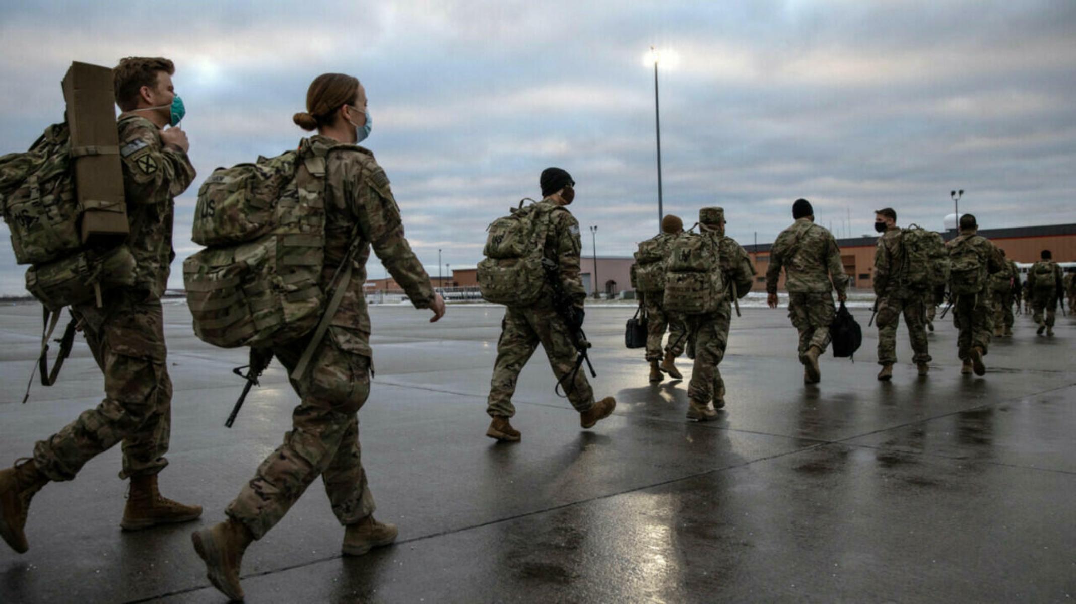 EU da por terminada retirada de sus tropas en Afganistán: Pentágono