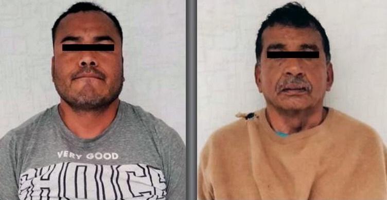 Detienen a dos hombre por el intento de homicidio de un hombre en Valle de Chalco