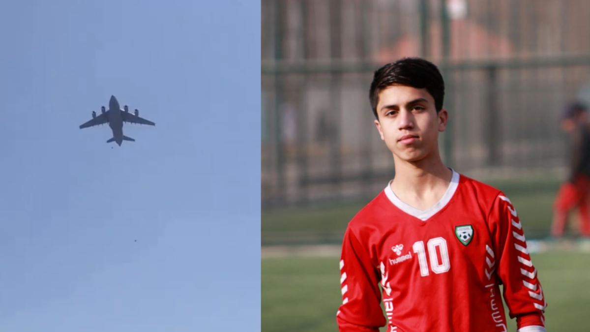 Jugador fallece al tratar de huir de Afganistán