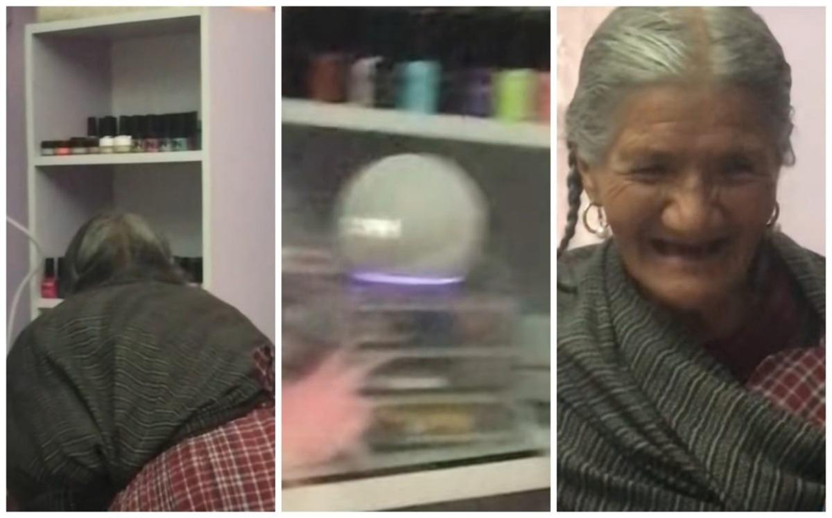 #VIRAL Le pide abuelita a Alexa que rece un rosario y esto fue lo que sucedió
